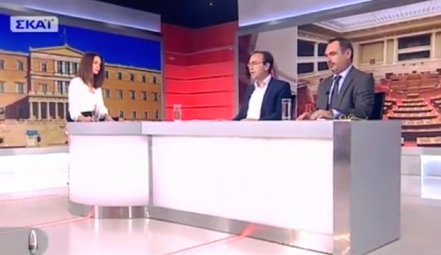 Ο Βασίλης Τσίρκας στην εκπομπή «Τώρα» (24-11-2016)